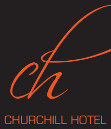 Churchill Hotel Logo